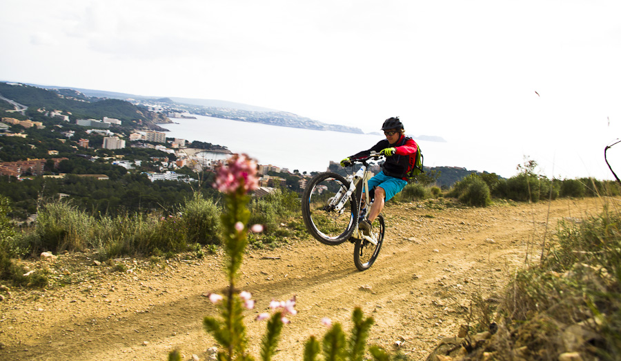 Mountainbike Touren Mallorca--2